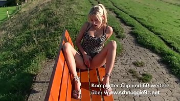 Public Agent Pickup Russian Student and Almost Cum in Pussy in Park