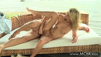 Hot Milf gets fucked in the ass by hubby Mature Granny Gilf 60 year old
