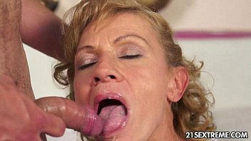Rough Lesbian pussy lick and fuck