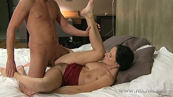 MatureNL Redhead Granny Loves To Get Pounded By Her Toyboy Neighbor