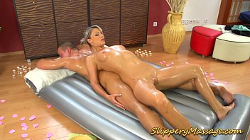 NuruMassage Christie Stevens Would Do Anything For A Good Relationship With Her
