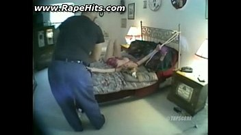 Submissive girl gets tied and fucked hard