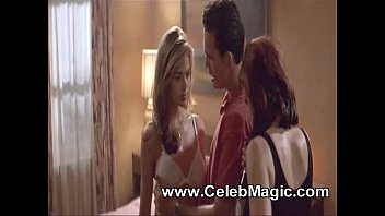 DENISE RICHARDS NEVE CAMPBELL WILD THINGS THREESOME SEX SCENES (NO MUSIC)
