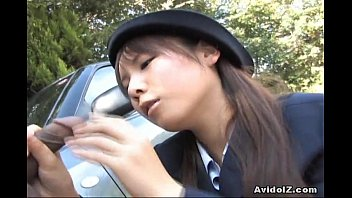 Karin Aizawa spins cock in her twat during massage - More at javhd net