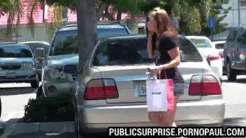 LATINA SURPRISED BY BBC BUSING A FAT NUT